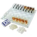 cool Shot Glass Chess Set