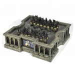 cool The Lord of the Rings Collector's Chess Set