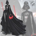if star wars characters were fashion models 6