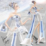 if star wars characters were fashion models 7