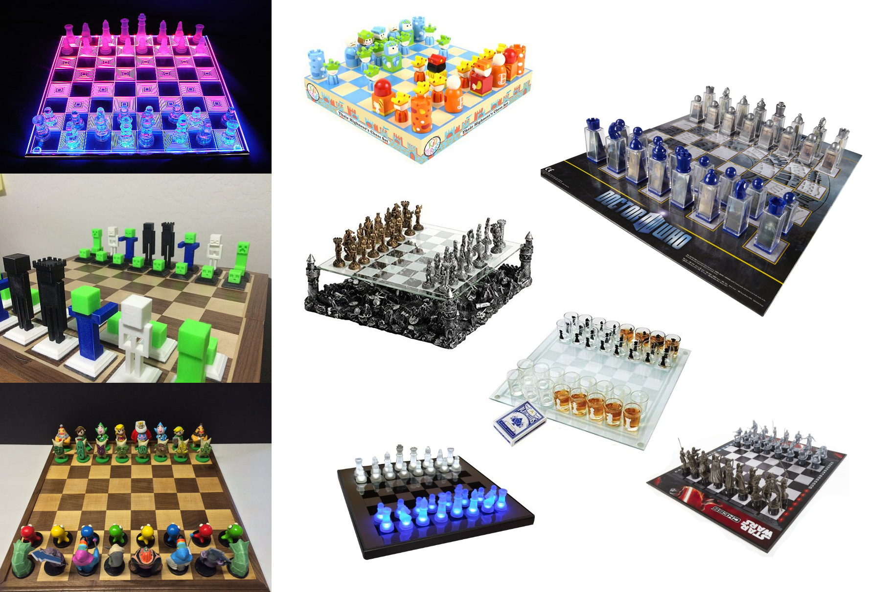 25 Cool Chess Sets