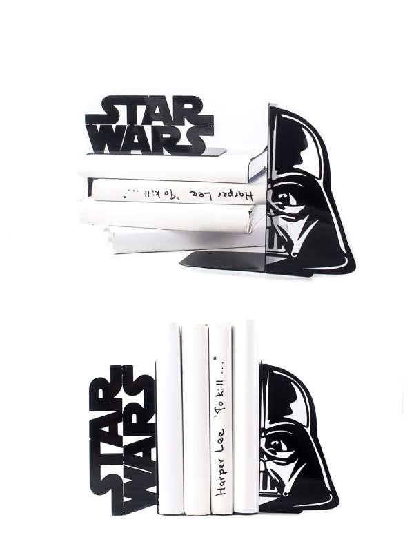Bookends Darth Vader Star Wars