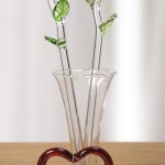 Crystal Roses & Heart