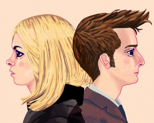 Dr Who Couples