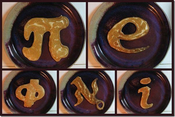 Math Pancakes