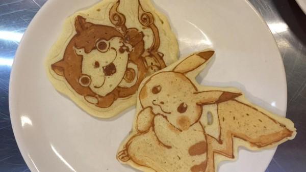 Pokemon Pancake