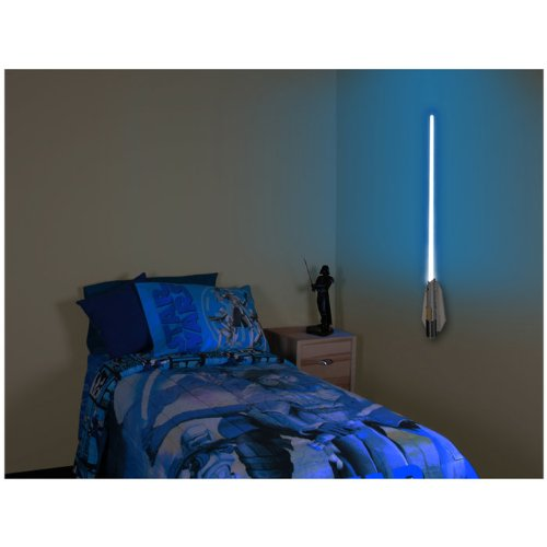 Star Wars Ligthsaber Lamp