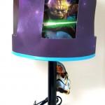 Star Wars Yoda Lamp