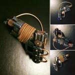 Steampunk'n nerf guns mods