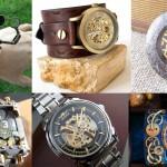 The Best Steampunk Desgined Watchs