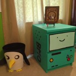 Adventure Time BMO Nightstand