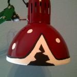 Super Mario Piranha Plant Lamp