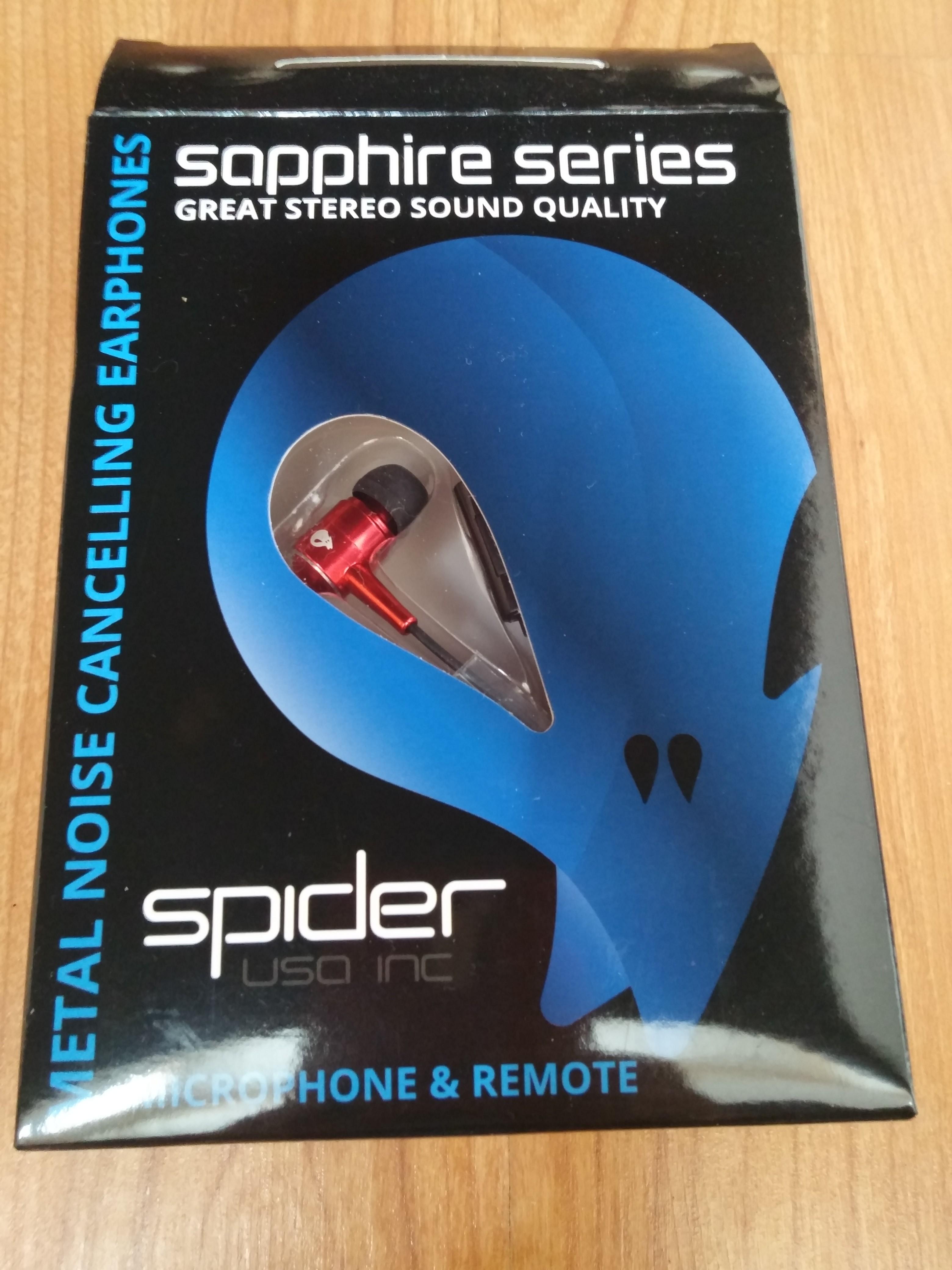 spiderbud earbuds