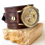 steampunk Skeleton watch