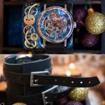 women Wristwatch steampunk
