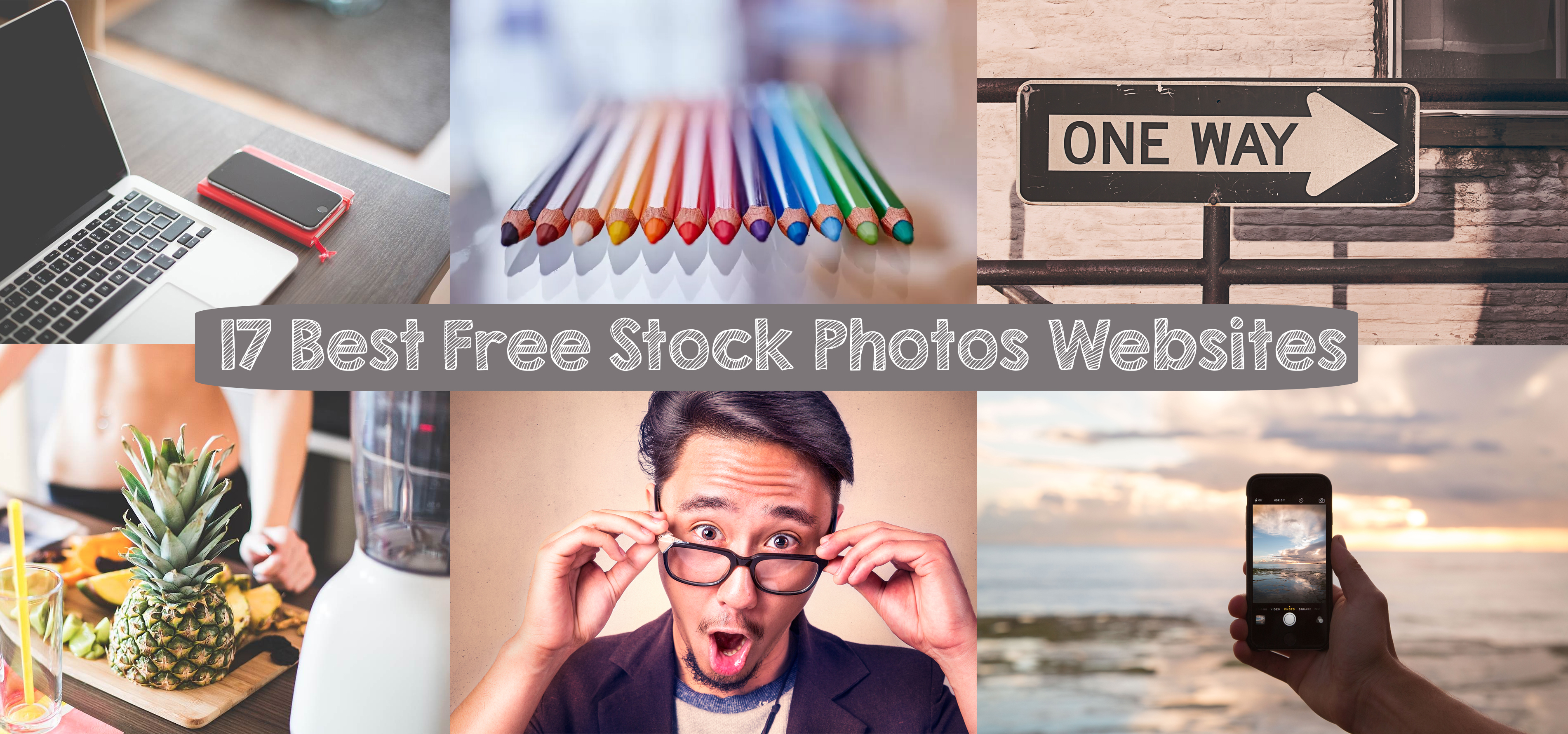 17 Best Free Stock Photos Websites