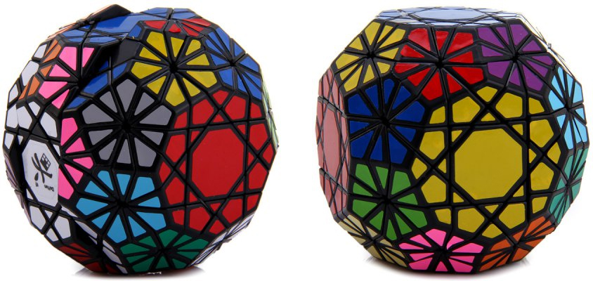 Alternative Rubiks Cube Brain Teaser Toy