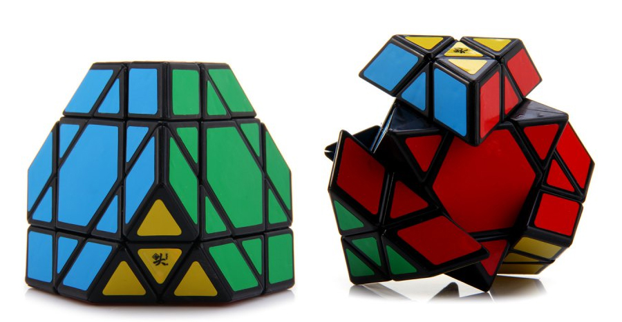 Alternative Rubiks Cube Speed Cube Brain Teaser Toy