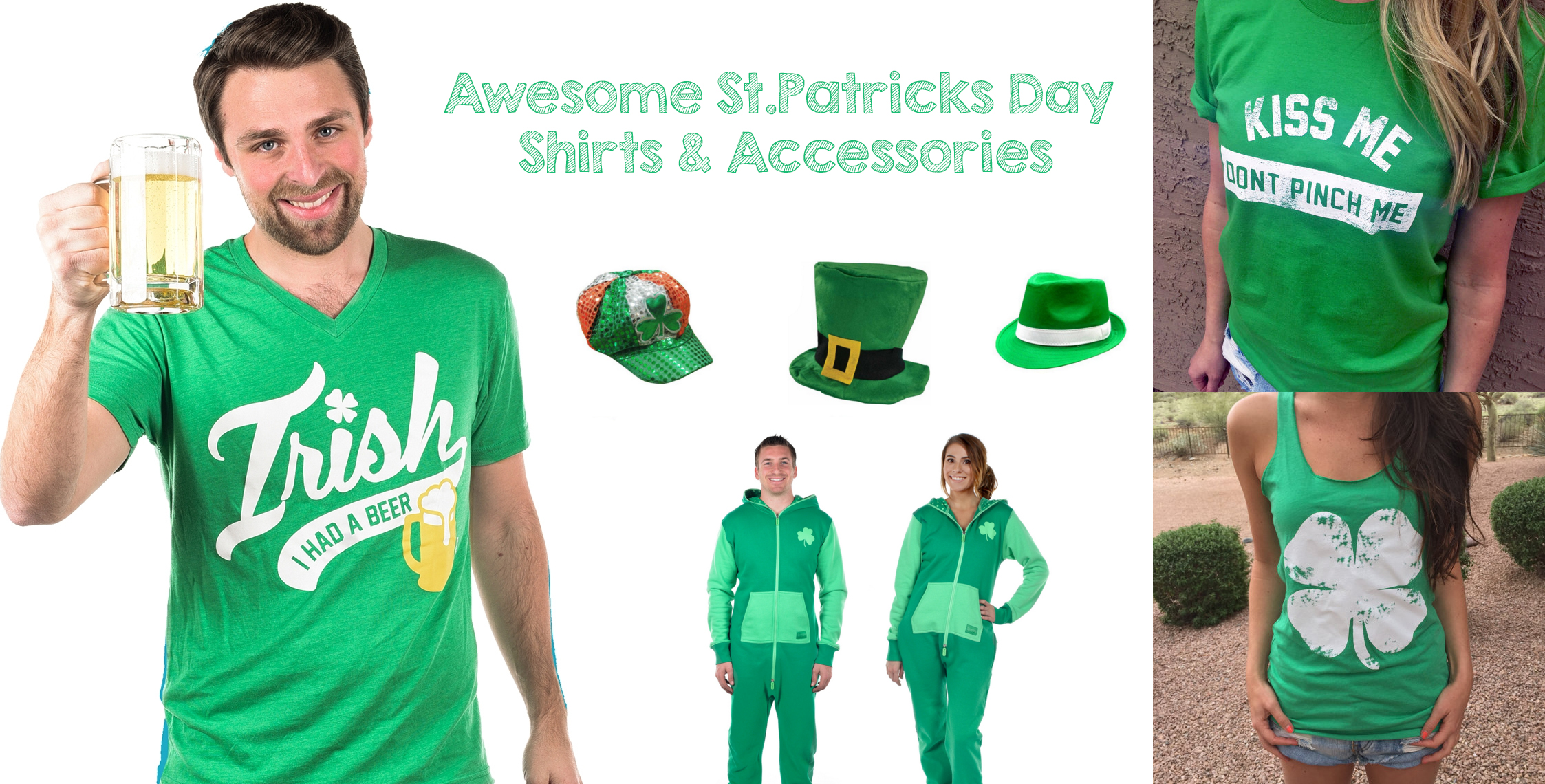 f65be290 Bottoms Up! Awesome St.Patricks Day Shirts & Accessories - Walyou