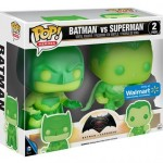 Batman vs Superman Glow in the Dark