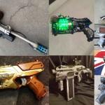 Best Nerf Guns Mods cosplay