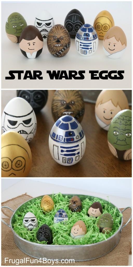 Best Star Wars Easter Eggs