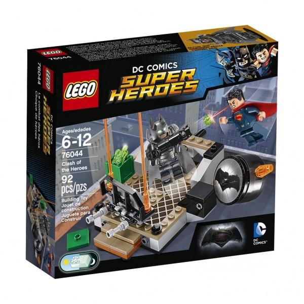 DC Comics Clash of Super Heroes Lego
