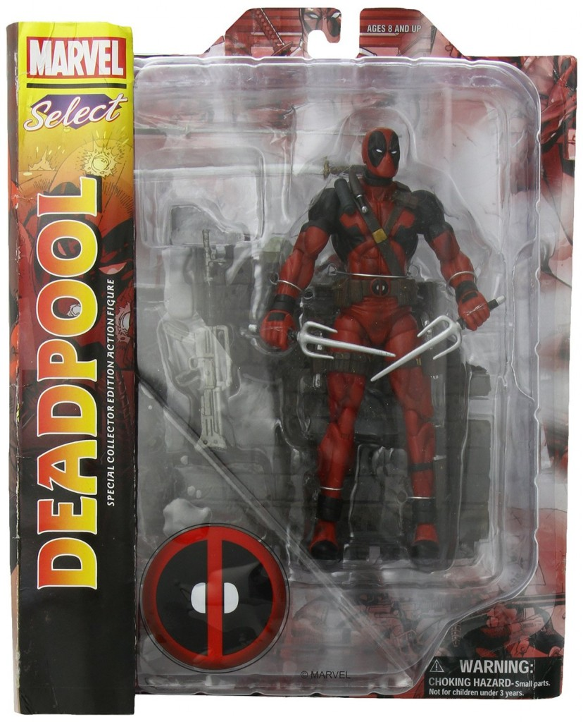Deadpool Marvel Select Action Figure