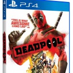 Deadpool game cover