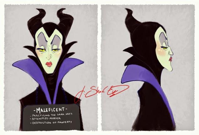 Disney-Villain-Maleficent-sleeping-beauty-mughsot