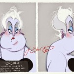 Disney Villain Mugshots 2
