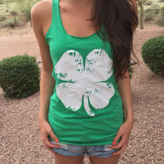 Eco St. Patrick's Day shirt