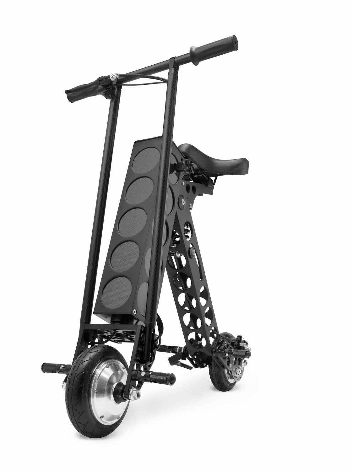 Electric Folding Scooter 2