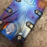 Flame Treated EOS Titanium 2.0 Wallet 02
