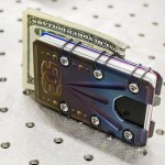 Flame Treated EOS Titanium 2.0 Wallet 03