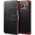 Galaxy S7 Edge Case Card Slot PU Leather Wallet