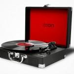 ION Vinyl Motion Portable Turntable 01
