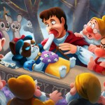 If Grumpy Cat Was The Star in Disney Movies