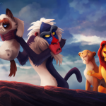 If Grumpy Cat Was The Star in Disney Movies 4