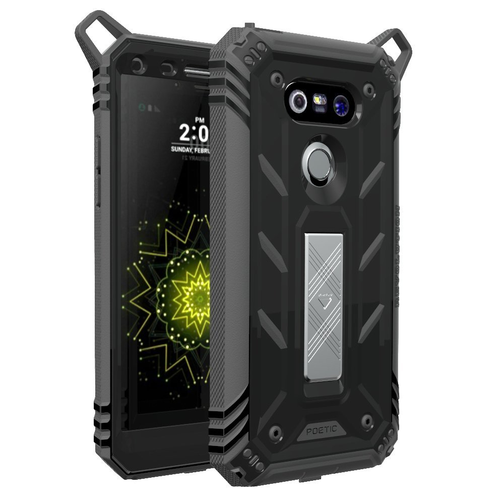 LG G5 Case Built-In Screen Protector for LG G5