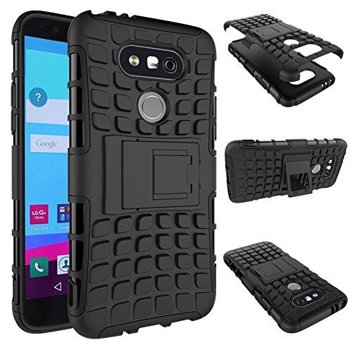 LG G5 Case Rugged Dual Layer Armor