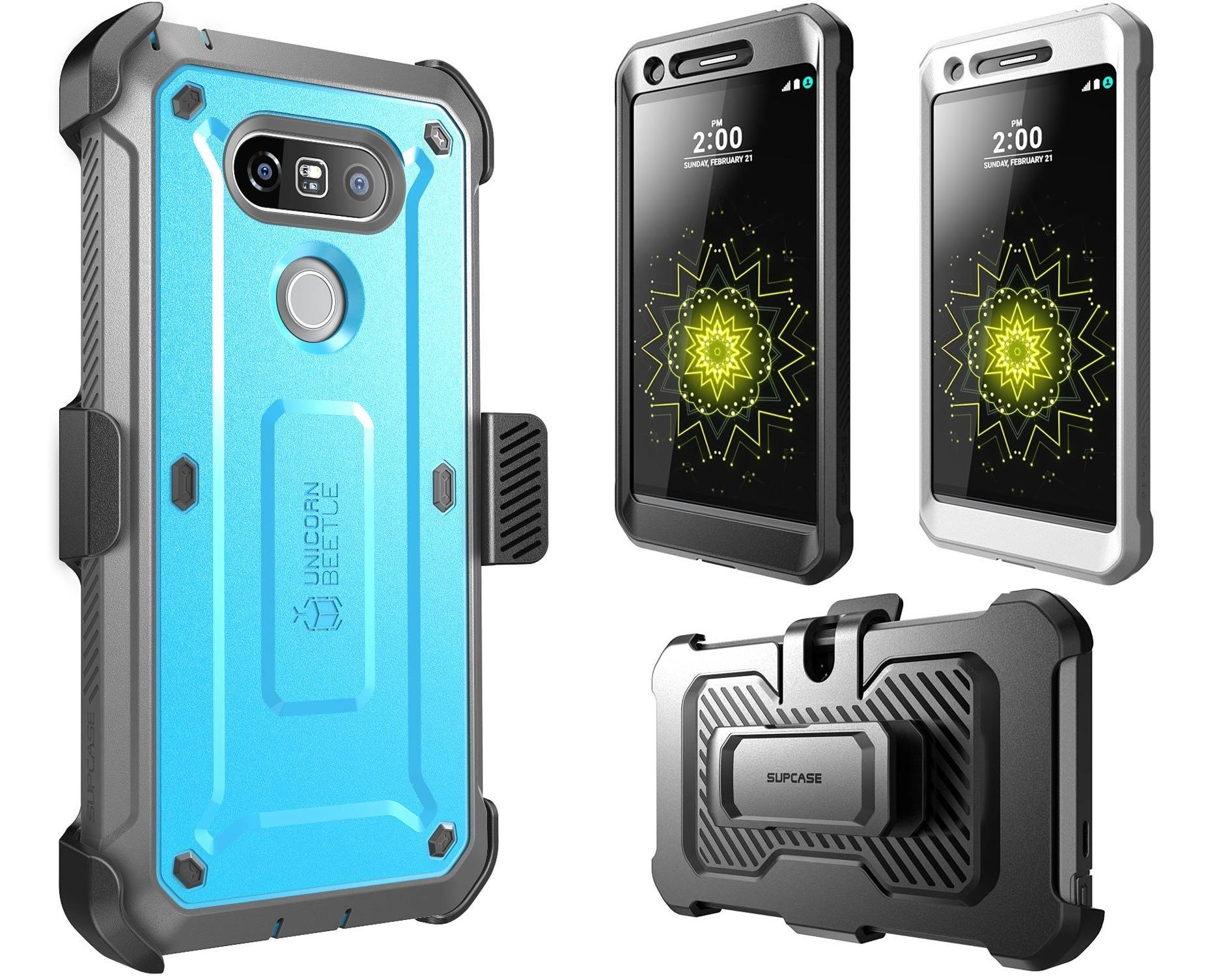 LG G5 Case Rugged Holster