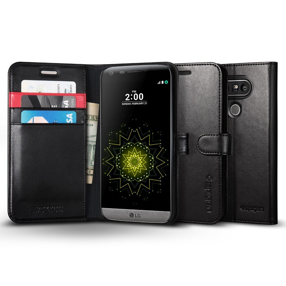 LG G5 Case Spigen® Wallet S 2016