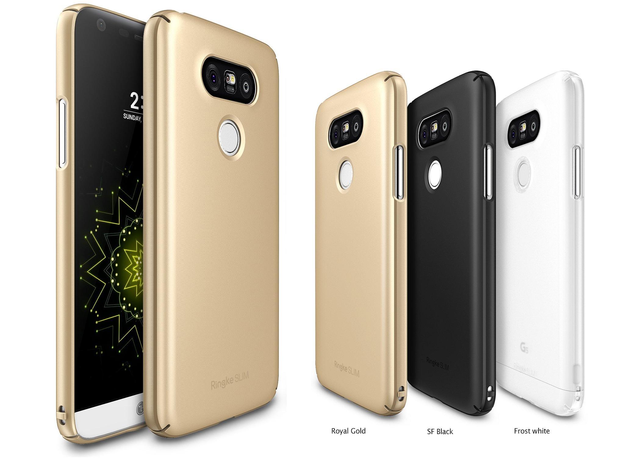 LG G5 Ultra Thin Hard Skin case 2016