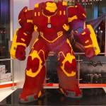 Life-Size LEGO Hulk Buster