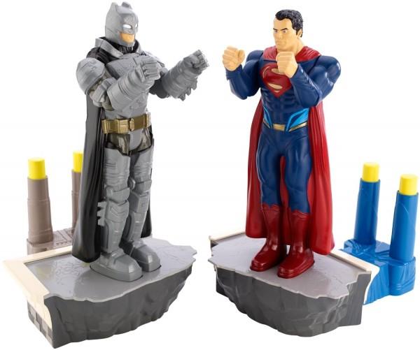 Rock 'em Sock 'Em Robots Superman vs Batman