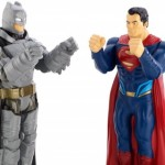 Rock 'em Sock 'Em Robots Superman vs Batman