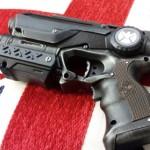 SHIELD agent inspired Nerf mode Pistol