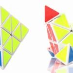 ShengShou Pyraminx Speedcubing Puzzle Alternative Rubik's Cube