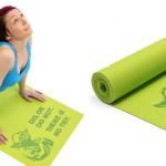 Star Wars Yoda Yoga Mat